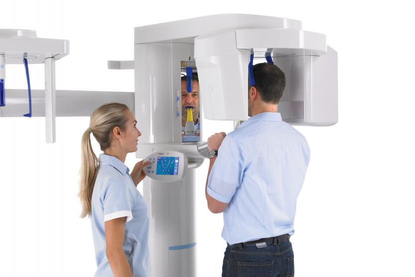 Sirona Orthophos Röntgengeräte